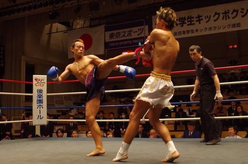 東洋大学キックボクシング部ブロ...