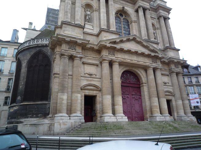 パリとフランスの歴史 18世紀前半